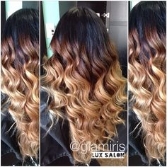 Brazilian hair color
