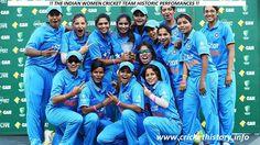 The Indian Women Cricket Team Historic Performances #cricket #womencricket #icc #iccrankings #womencricketteam #teamcricket