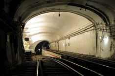 Maintenance Préventive, Train Tunnel, Metro Subway, Paris Metro, U Bahn, Bus, France, Urban Exploration, Bastille