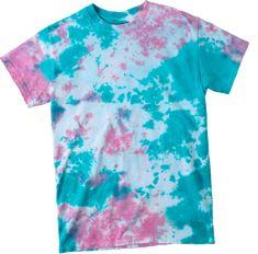 Picture of Crumple Tie-Dye Technique Fête Tie Dye, Tye Dye, Tie Dye Patterns, Embroidery Patterns, Tie Dye Folding Techniques, Tie Dye Crafts, Diy Crafts, Diy Tie Dye Shirts, Tie Dye Outfits