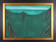 Pejzaż zielony, 1985 r.