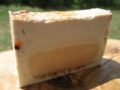 Snickerdoodle Handcrafted Soap @ Abbalope.com