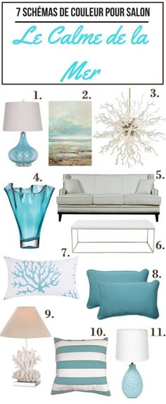 7 Living Room Color Schemes that will Make Your Space Look Professionally Designed - Home Decoration Blue Bedroom Colors, Good Living Room Colors, Living Room Color Schemes, New Living Room, Living Room Furniture, Living Room Designs, Living Room Decor, Bedroom Decor, Modern Color Schemes