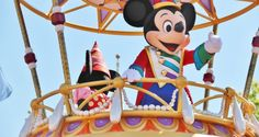 9 Tips For Getting The Most Out Of Walt Disney World's Parades