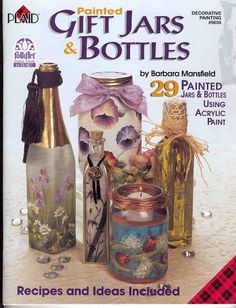 Gift Jars & Bottles - alita.pintura - Álbuns da web do Picasa