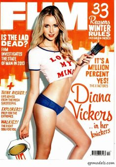 Diana Vickers for FHM Magazine (December 2013) - http://qpmodels.com/celebrity/diana-vickers/4335-diana-vickers-for-fhm-magazine-december-2013.html
