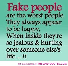 quotes about people who  | fake-people-the-worst-quote-jealous-quotes-true-sayings-pictures-pics ...