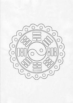 Find This Pin And More On Kleurplaten Mandala Beginners Coloring Sheet