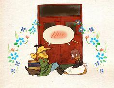 Webtoon 웹툰 Socks Goblin
