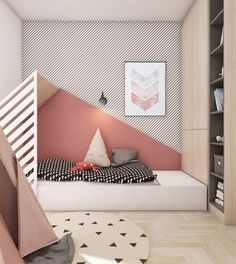 Pink Grey Biege Poster Art, Geometric Chevron Art, Rustic Art, Blush Nursery Art, Geometric Abstract Poster, Minimalism, Above Bed Poster
