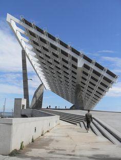 Barcelona Solar Roof