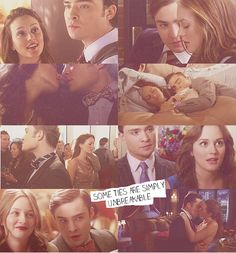 Chuck Bass + Blair Waldorf