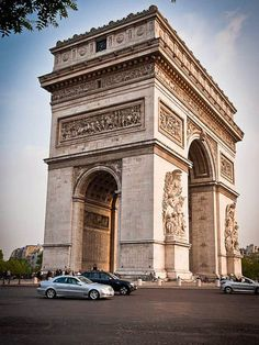 Arco do triunfo -Paris