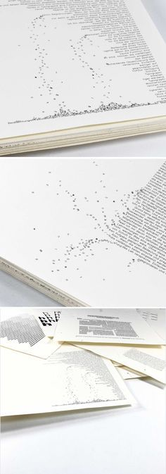 Experimental Typography | visual communication. graphic design. typography. decorative type. decorative typography.