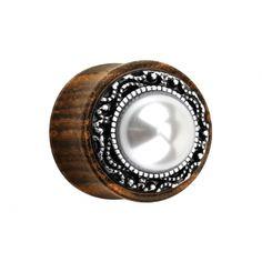 Piercing, Messing, Plugs, Gemstone Rings, Gemstones, Jewelry, Timber Wood, Jewlery, Bijoux