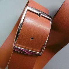 CEINTURE (H/F) en cuir de veau pleine fleur, personnalisable. Cufflinks, Watches, Leather, Etsy, Accessories, Fashion, Leather Suspenders, Real Leather, Locs