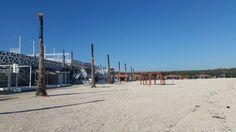 Thats how Zrce looks off-season. Waiting for Zrce 2017 #zrce #novalja #otokpag #inselpag #partybeach #summer #festival #zrcebeach #croatia #kroatien #hrvatska #beach #partyurlaub #cantwait #missing #missingzrce