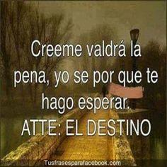 Frases Buenas Del Destino