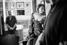 fuckyeahcelebs:    Alicia Vikander behind the scenes for Vanity Fair September 2016.