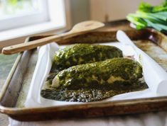 Quick Chicken Chimichurri - you're new go-to healthy dinner.