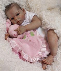 Beautiful Reborn Baby Girl Doll Shannon SAM 039 S Reborn Nursery | eBay Life Like Baby Dolls, Life Like Babies, Real Baby Dolls, Realistic Baby Dolls, Baby Girl Dolls, Reborn Baby Girl, Reborn Babypuppen, Reborn Toddler Dolls, Reborn Dolls For Sale