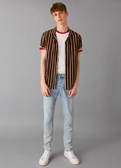 New Mens Fashion Guys 63 Ideas 80s Fashion Men, 90s Fashion Grunge, Trendy Fashion, Fashion Trends, Spring Fashion, Fashion Vintage, Fashion Outfits, Fashion For Boys, Nineties Fashion
