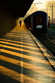 Train Station //  Arda Adnan Kalkan