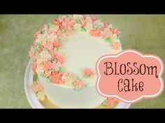 Tutorial: Buttercream Blossom Cake - Queen Fine Foods