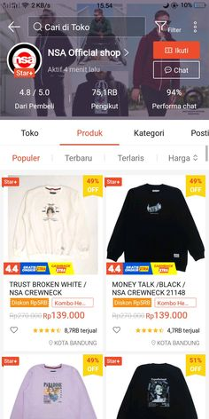 Best Online Clothing Stores, Online Shopping Sites, Online Shopping Clothes, Online Shop Baju, Aesthetic Shop, Justgirlythings, Courses, Shops, Ootd