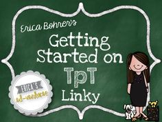Getting Started on TpT
