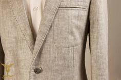 Unlined Jackets Centre Close Up