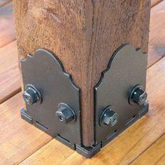 Wood Pergola Kits, Metal Pergola, Deck With Pergola, Wooden Pergola, Outdoor Pergola, Covered Pergola, Patio Roof, Pergola Plans, Pergola Ideas
