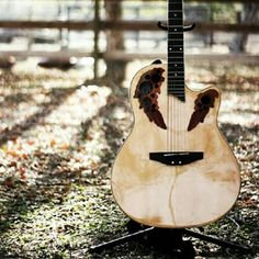 #ovation guitar- oh my- such a beauty