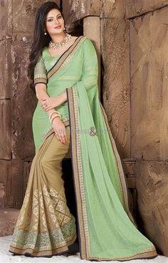 0f0ee4612b0a1 Half saree blouse designs latest heavy patterns work indian sari style