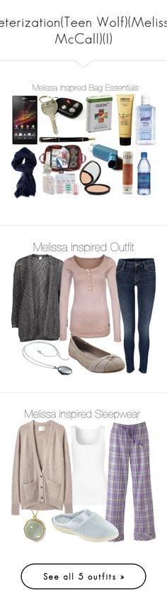 """""""veterization(Teen Wolf)(Melissa McCall)(I)"""" by nessiecullen2286 ❤ liked on Polyvore featuring Sony, Forever 21, Fountain, C.O. Bigelow, Hampton Sun, Deborah, Vila Milano, True Religion, Mother and DKNY"""