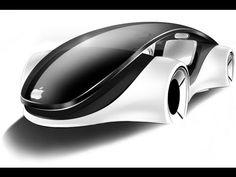 Apple Concept Car iMove 2020
