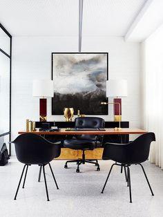 Inspiración para el diseño de oficinas en casa #65