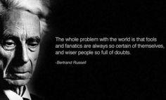 Die 41 Besten Bilder Von Bertrand Russell Think