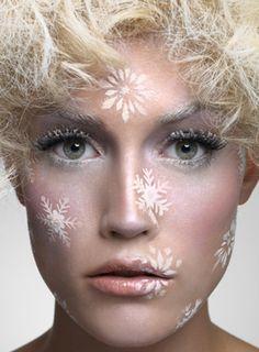 'Snow Flakes - Christmas fancy dress'