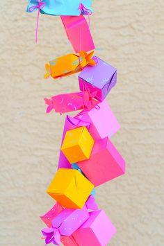 DIY Paper Gift Box G