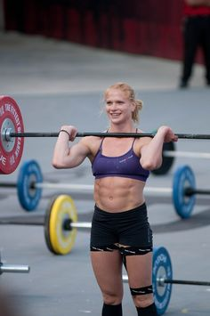 Annie Thorisdottir; This woman is truly incredible: she was my introduction to cross-fit and she exemplifies what I hope will be the changing phenomenon among women everywhere: a drive to be strong instead of shrinking yourself into the smallest possible size just to please a chauvanist male society. Rock on chick, rock on.