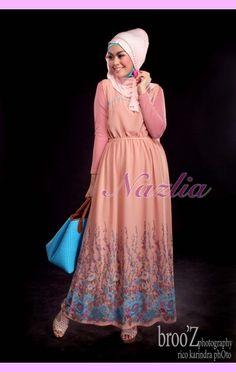 Zahwa - Butik Baju Muslim Online ~ Nazlia.Com