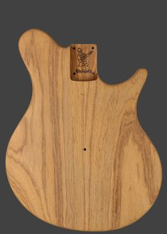 Warmoth Custom Guitar Products - Velocity Guitar Body