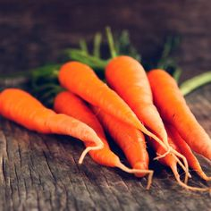Top 10 Vitamin A Foods by @draxe