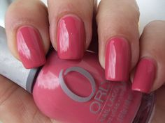 Orly- Pink Chocolate
