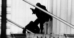 A Bank Holiday weekend, the snooker was on TV, yet in central London a dramatic six-day siege came to a bloody end as the SAS launched a daring raid to free hostages