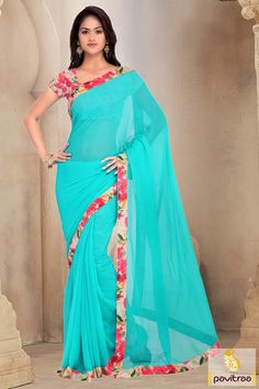 Get new look saree in #turquoise bhagalpuri designs. Buy this saree online in lowest price with free home delivery service and free shipping facility. #saree, #sarees,  #onlinesareeshopping, #discountoffer,  #fancysaree, #lowestpricesaree,  #festivalwearsaree,  #sareeonline,  #newsarees, #fashionsarees,  #beautifulsaree, #trendysarees, #Indiansaree,  #sareewithblouse, #casualsaree, #officewearsaree, #formalsaree,   #plainworksaree, #lightweightsaree More: Call Us:+91-7698234040