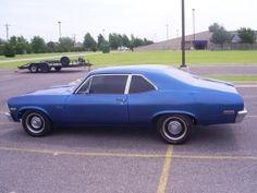 1973 Chevrolet Nova Muscle Car by gfercaks33 http://www.musclecarbuilds.net/1973-chevrolet-nova-build-by-gfercaks33