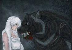Lunar Cycle's Peak by Saoirsa on DeviantArt Female Werewolves, Vampires And Werewolves, Anime Wolf Drawing, Wolf Warriors, Werewolf Art, She Wolf, Wolf Girl, Creatures Of The Night, Dark Fantasy Art