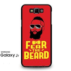 James Harden Fear Red Bow Tie Samsung Galaxy J7 Prime Case